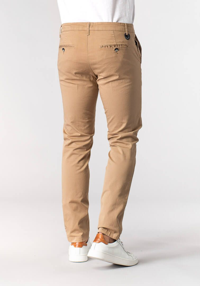 PANTALONE TAILORED FIT  Beige
