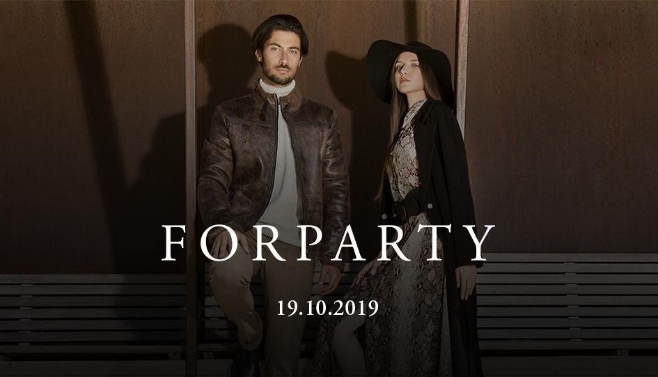 FORPEN FORPARTY! 19.10.2019